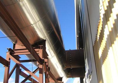 custom metal fabrication and installation