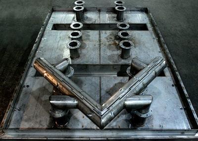industrial metal fabrication