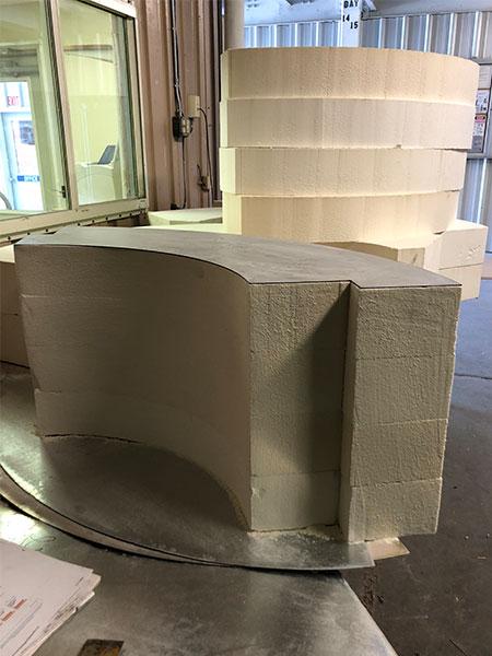 High Temperature Ceramic Fiber Insulation Vacuduct Danser Inc
